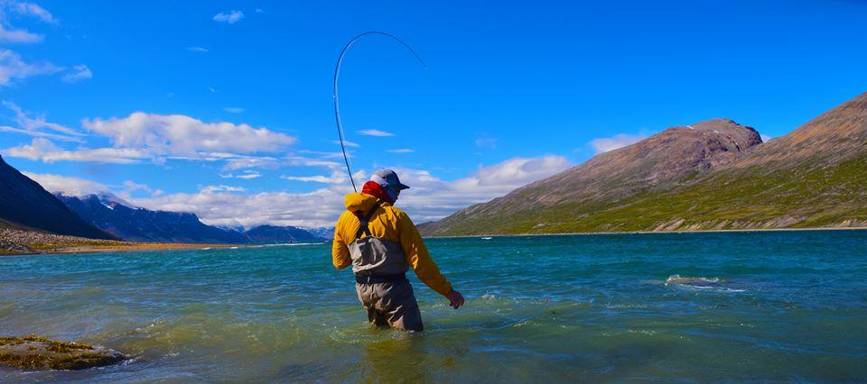 Verdens bedste Fiskedestination er på Grønland