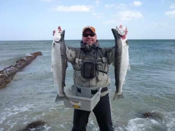 3,5 kg & 4 kg Fynske drømmefisk til Marcus