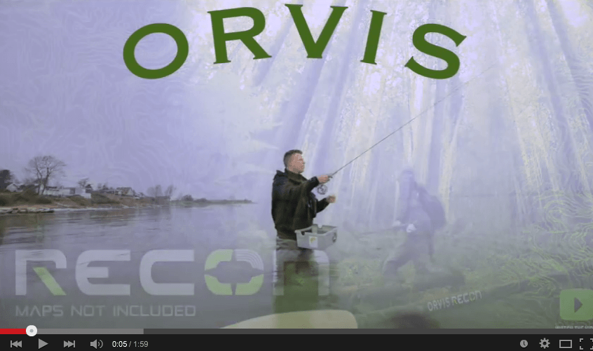 ORVIS RECON FLUESTANG