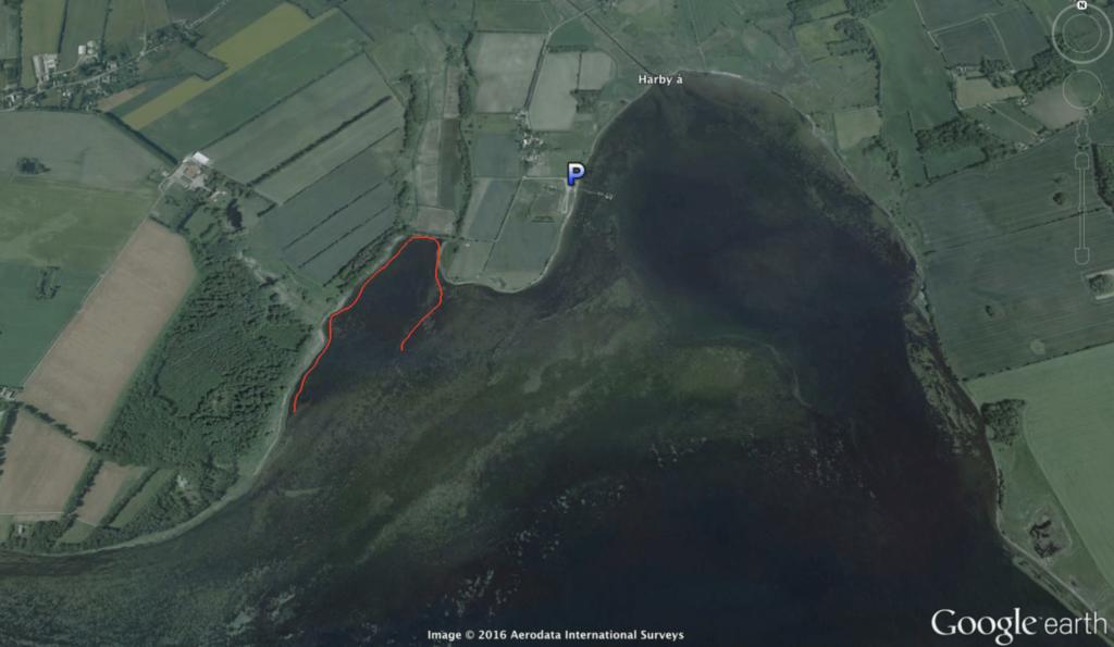 5 Hemmelig efterårs pladser på Fyn til havørreder