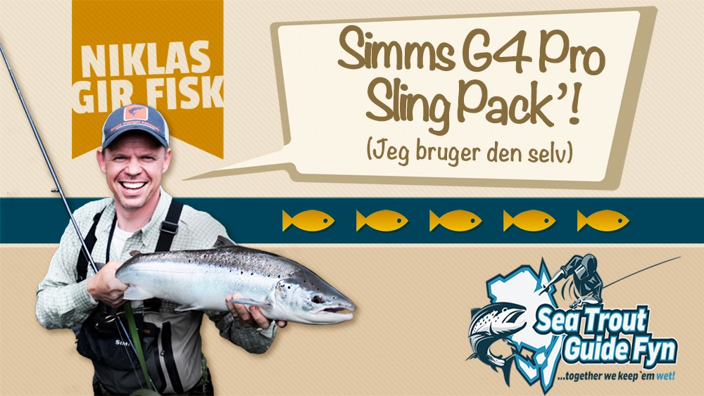 SIMMS G4 PRO SLING PACK