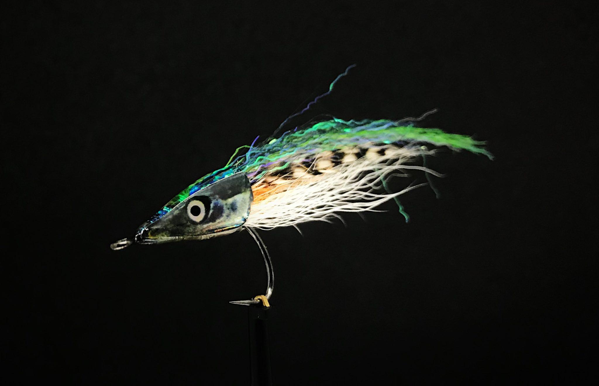 Fish Foil Sandeel - En Tobis kystflue