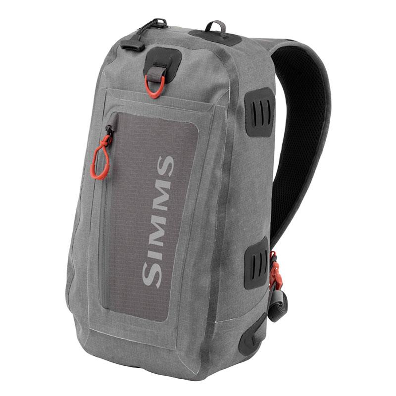 SIMMS DRY CREEK Z SLING PACK,Simms,Dry Creek,Sling Pack,Fisketaske, Simms Sling PACK,Vandtæt Sling Pack,Grejanmeldelse