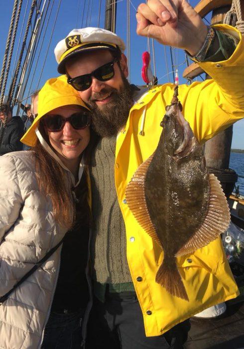 Firma fisketur - Fiske events