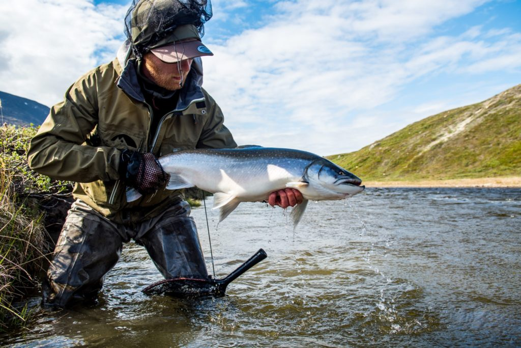 Camp North 2018 – Paradis for Arctic Char