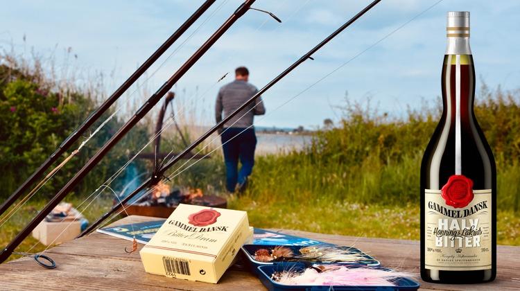 Gammel.dansk .Lystfisker